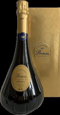 Champagne Princes - Blanc des Blancs - Brut de Venoge