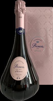Champagne Princes - Rosé - Brut de Venoge