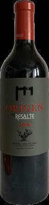 Resalte Origen (Crianza) DO 2014 - 91 Parkerpunkte, 93 Pt Wine Spectator