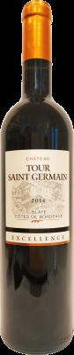 Tour St Germain 2014 Blaye Cotes de Bordeaux